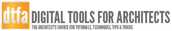 Digital Tools For Architects logo